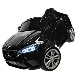Kinderfahrzeug BMW X6M 12V Kinder Elektro Auto Kinderauto Kinderfahrzeuge MP3 USB Ledersitz EVA Gummiräder 2,4 GHZ