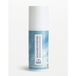 Alpine Organics - Sonnencreme SPF 50