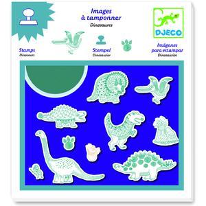 Dinosaurs - Stempel