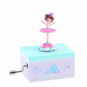 Ballerina auf der Bühne - Spieluhr