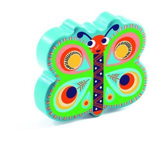 Butterfly maracas - Rassel