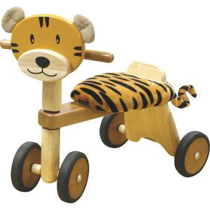 Rutschtier Tiger