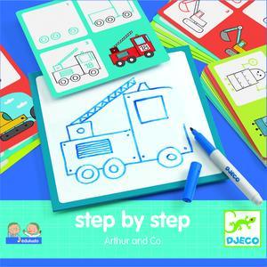 lustige Motive zeichnen - Schritt für Schritt