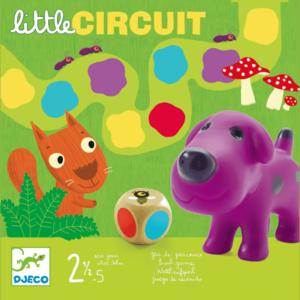 Little circuit - Wettlaufspiel