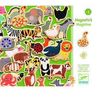 Magnimo - magnetische Tiere