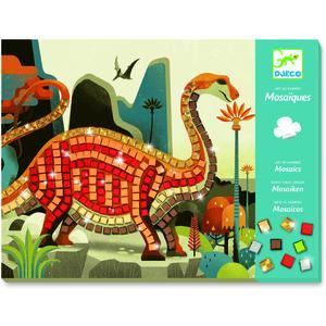 Dinosaurier Mosaik