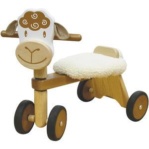 Rutschtier Schaf