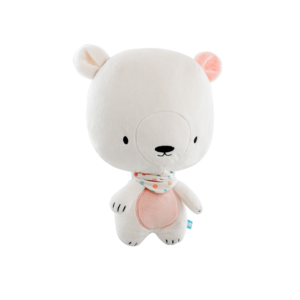 myHummy mit Schlafliedern - Einschlafhilfe - écru/pink