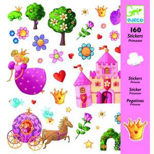 Prinzessinnen Sticker