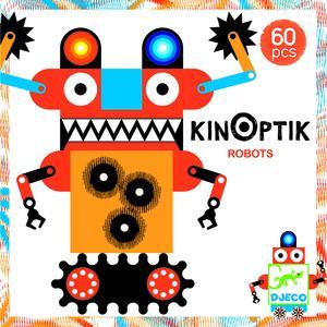 Kinoptik Robots - Magnetspiel