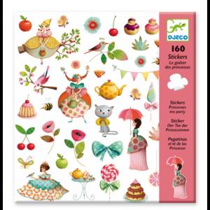 Der Tee der Prinzessinnen - Sticker