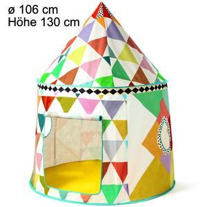 Cabane Tinou - Zelt fürs Kinderzimmer