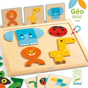 GeoBasic - Legespiel