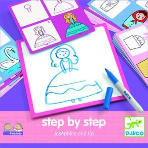 Märchen zeichnen - Schritt für Schritt