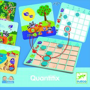 Quantitix - Zählspiel