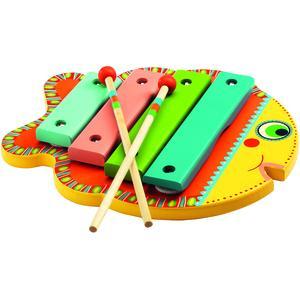 Xylophone Fisch
