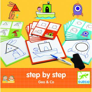 geometrische Figuren zeichnen - Schritt für Schritt