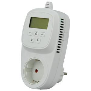 Funkthermostat Steckdose mit integriertem Thermostat