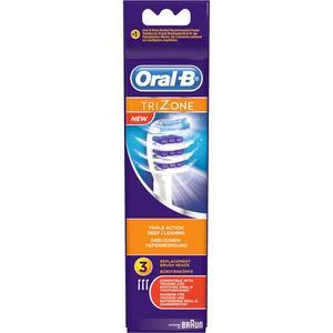 Oral-B AUFSTECKBÜRSTEN 3ER ORAL-B TRIZONE 3ER