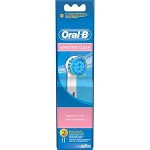 Oral-B AUFSTECKBÜRSTEN 2ER ORAL-B SENSITIVE 2ER
