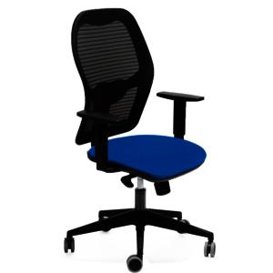Bürodrehstuhl PADUA blau