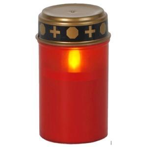 LED Grablicht rot