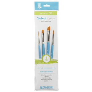 Princeton Artist Brush Value Pinselset Set 13