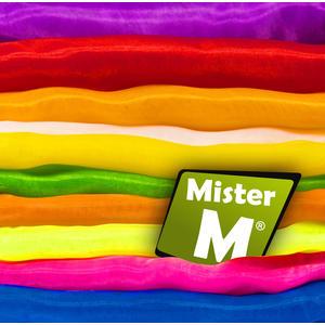 """""""Das Ultimative Jonglier Tücher Set"""", 20 Stück, Rhythmik, Jonglier, Tanz Tücher, Online Lern Video von Mister M, (6, 12 oder 20 Stück erhältlich)"""