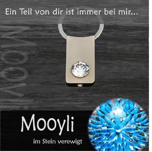 Mooyli - Durch Befüllen des Steines zum persönlichsten Schmuckstück