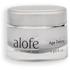 Aloe - Age Defying Night Cream, 50 ml - intensiv pflegende Nachtcréme, für trockene und normale Haut. Spendet Feuchtigkeit und stellt das pH-Gleichgewicht wieder her