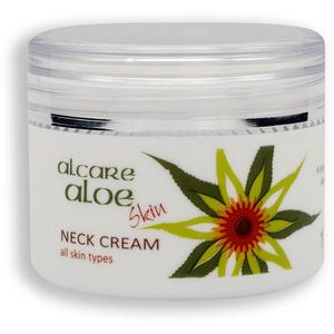 Aloe - Neck Cream, 50 ml Gesicht, Hals und Dekolleté