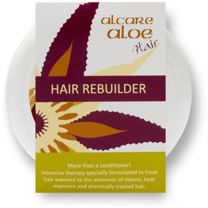 Aloe Vera - Aloe Hair Rebuilder, 125 ml - Haarkur, Haarpflege