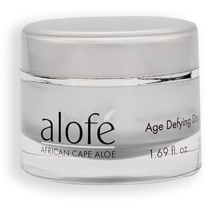 Aloe - Age Defying Day Cream, 50 ml - intensiv pflegende Tagescréme, für trockene und normale Haut. Spendet Feuchtigkeit und stellt das pH-Gleichgewicht wieder her