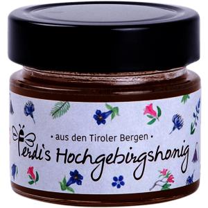 Ferdi's Hochgebirgshonig (200g)
