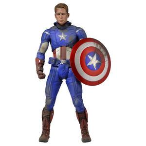 Captain America MARVEL The Avengers Neca 1/4 Scale 45 cm Actionfigur