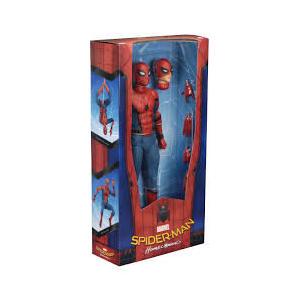 SPIDER-MAN Homecoming MARVEL Actionfigur 1/4 (45 cm) Spiderman Figur von NECA