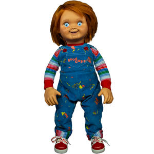 Child's Play 2 - Chucky die Mörderpuppe (Good Guy Puppe) Replika, im Maßstab 1:1 (90 cm)