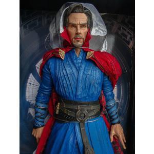 Doctor Strange MARVEL, Actionfigur 1/4 Scale (46 cm) NECA61482 Avengers