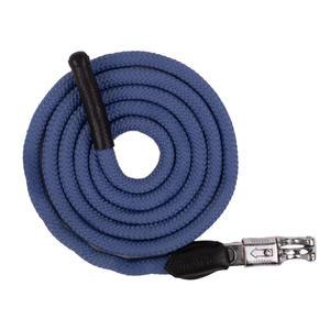 indira Führ-Strick pro PP-Strick-Leder Panikhaken, blau