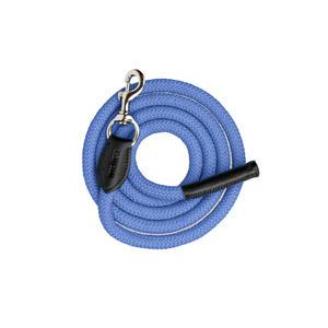 indira Führ-Strick pro PP-Strick-Leder Karabiner, blau