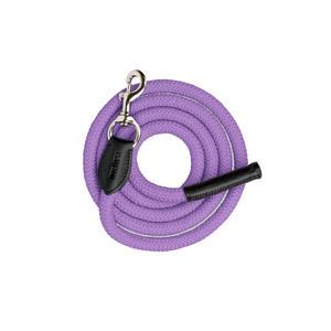 indira Führ-Strick pro PP-Strick-Leder Karabiner, violett