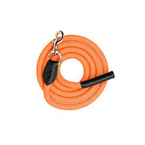 indira Führ-Strick pro PP-Strick-Leder Karabiner, orange