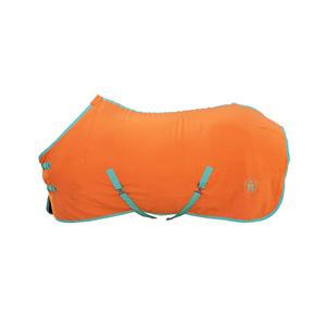 indira Abschwitzdecke pro Fleece 350g (145 cm, orange)