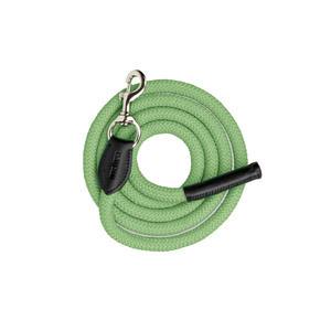 indira Führ-Strick pro PP-Strick-Leder Karabiner, grün