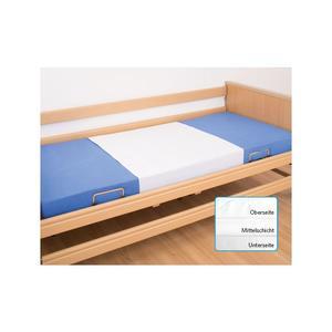 Betteinlage | Bettauflage - Standard Plus mit Einstecktücher | wiederverwendbar