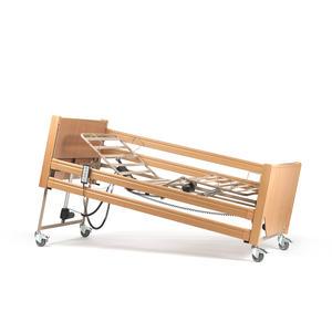 Luna 2 | Pflegebett mit Holzumbau