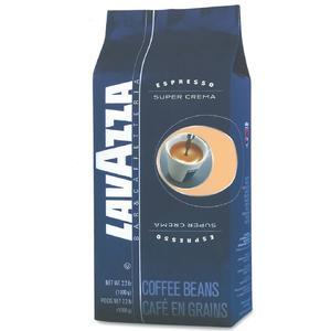 Lavazza Espresso Super Crema ganze Bohne 1 kg
