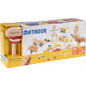 Matador Maker M070 Holz Konstruktionsbaukasten