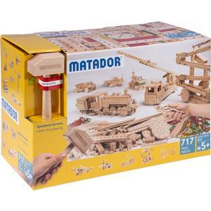 Matador Explorer E717 Holz Konstruktionsbaukasten