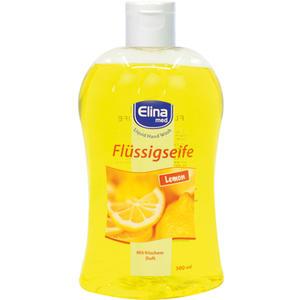 Seife flüssig 500ml Lemon mit Flip-Top